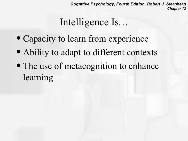 Influential factors of human intelligence essay