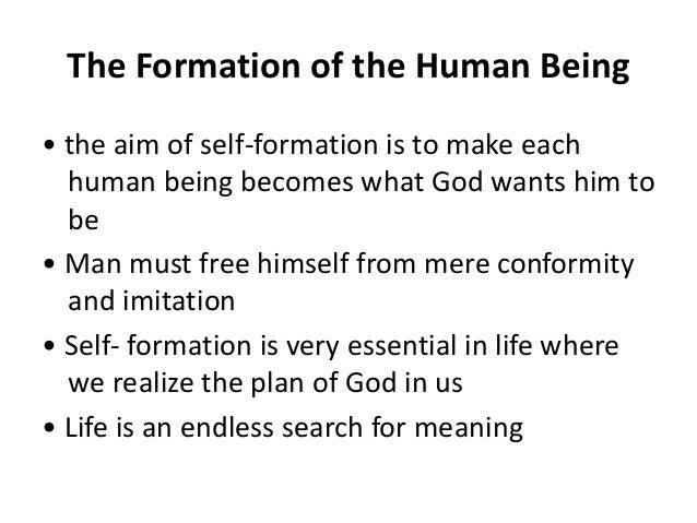 Human as-an-embodied-spirit