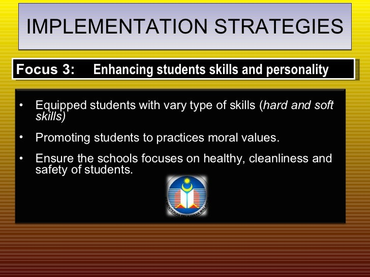 Moral Values for Students: A Necessary Part of the Curriculum