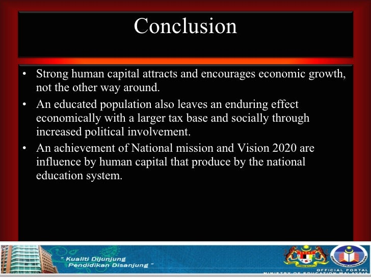 Developing human capital in national education blueprint 2006 2010 56 malvernweather Choice Image