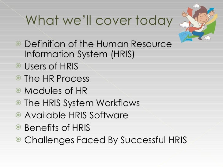 HRM 520: Human Resource Information Systems