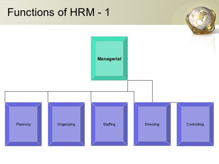 emerging issues in human resource management
