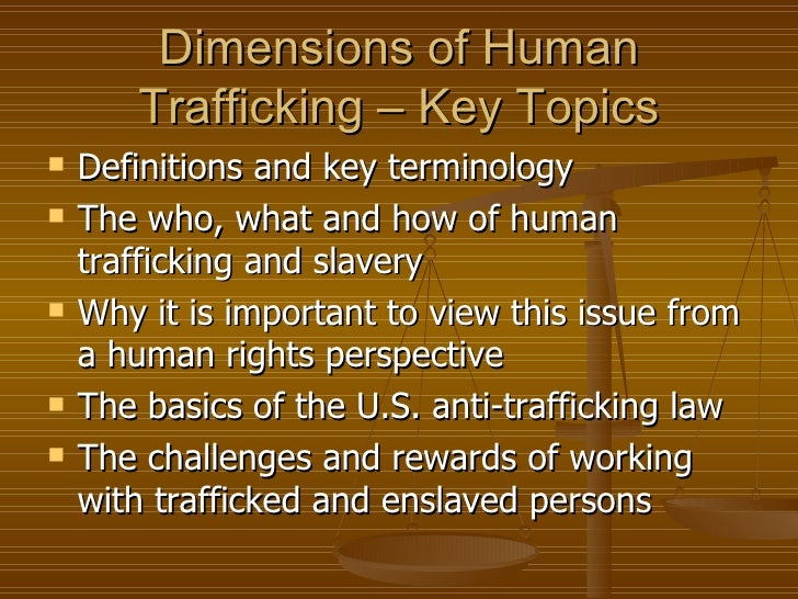 human trafficking the modern day slavery The rugged landscape of north wales is not a place usually associated with modern-day slavery yet for some victims, its remote location has.