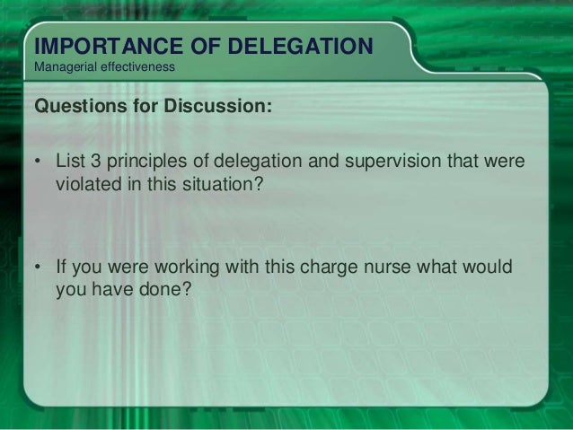 Managerial effectiveness CASE STUDY SITUATIONAL