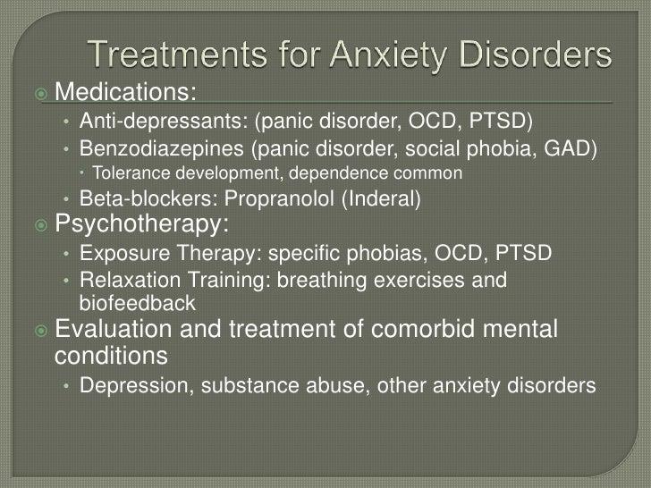 atenolol in panic disorder