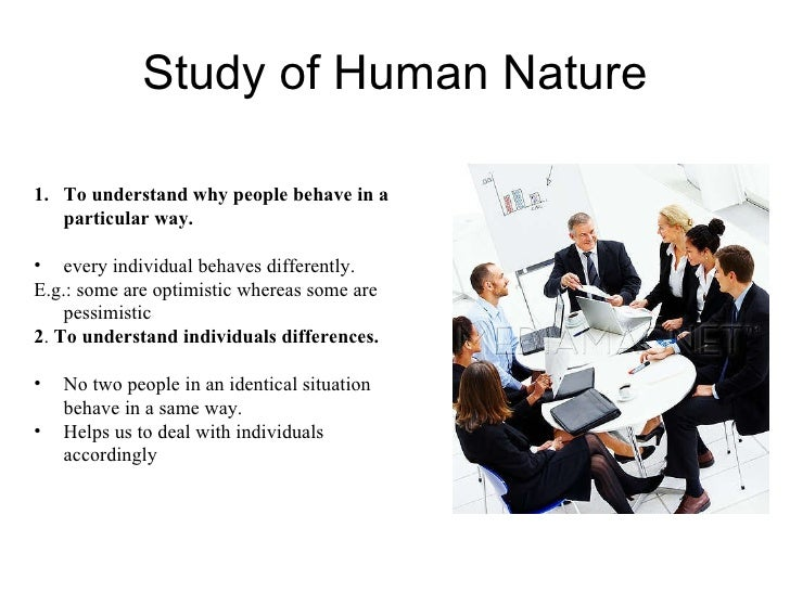 Common Traits Of Human Nature