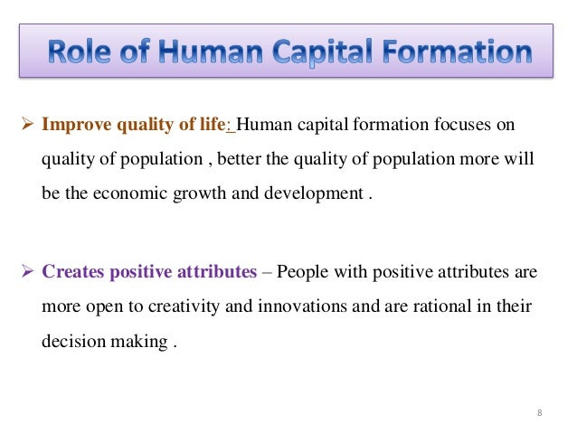 An overview of Human Capital Index