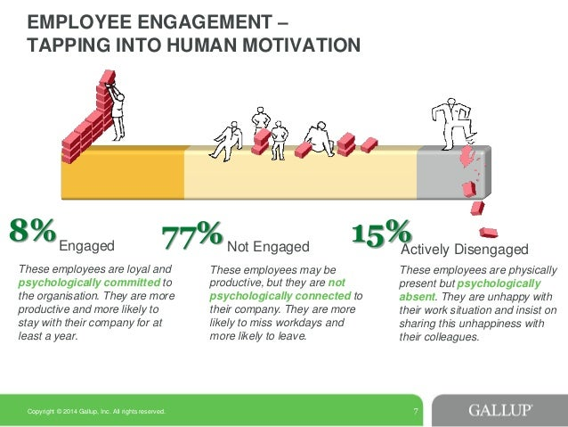 Employee Engagement Research By Gallup