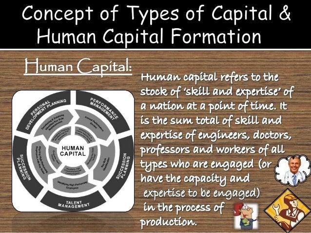 Human capital formation Slide 3