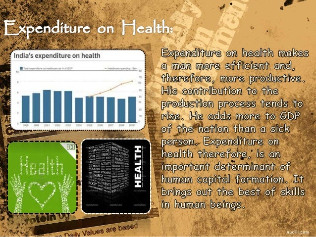 Expenditure on Information: