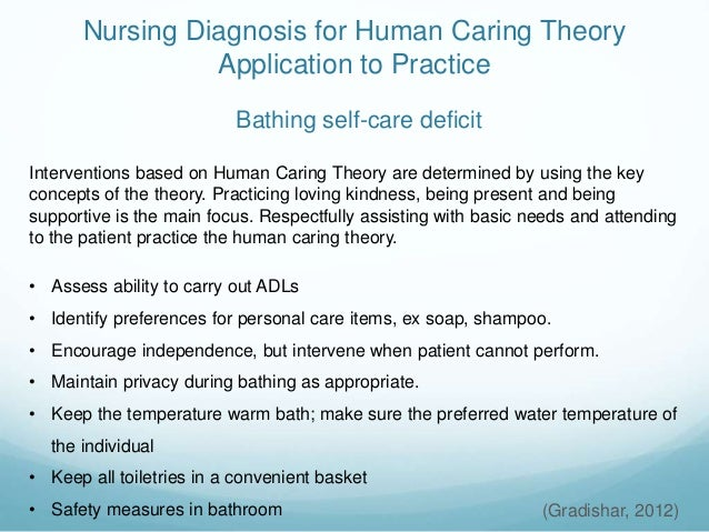 identify a nursing theory that can be used to support your proposed solution