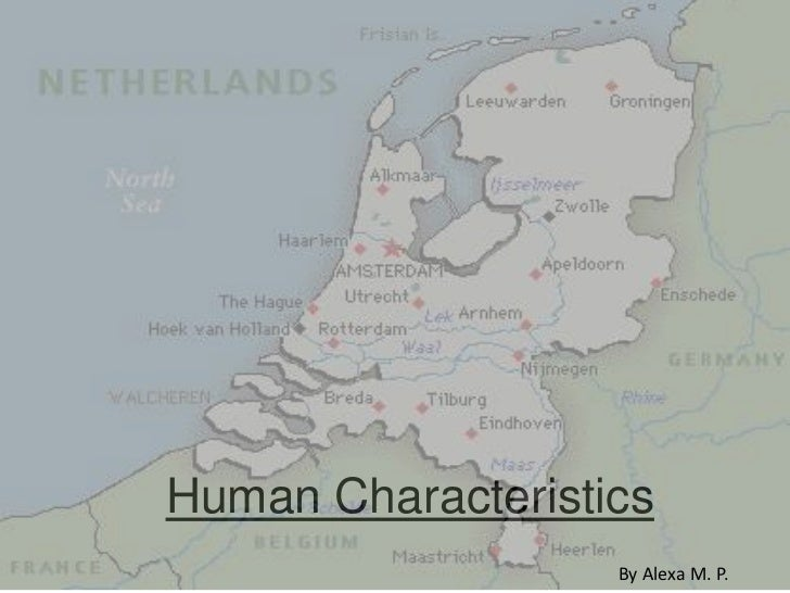 Human Characteristics<br />By Alexa M. P.<br />