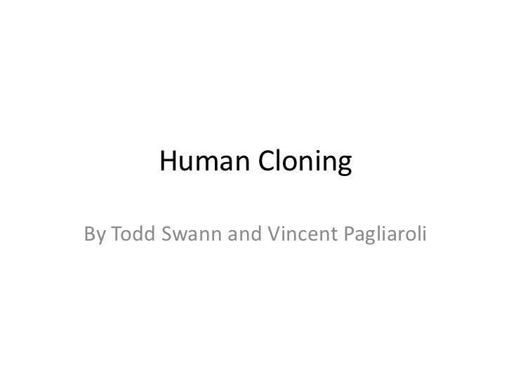 an opinion that human cloning would violate the dignity and purpose of life Many have claimed that cloning human beings would violate human dignity, particularly since it takes many attempts to successfully create a human being thus, it could be said that we would be behaving in a way which is quite careless with human life in its early stages.