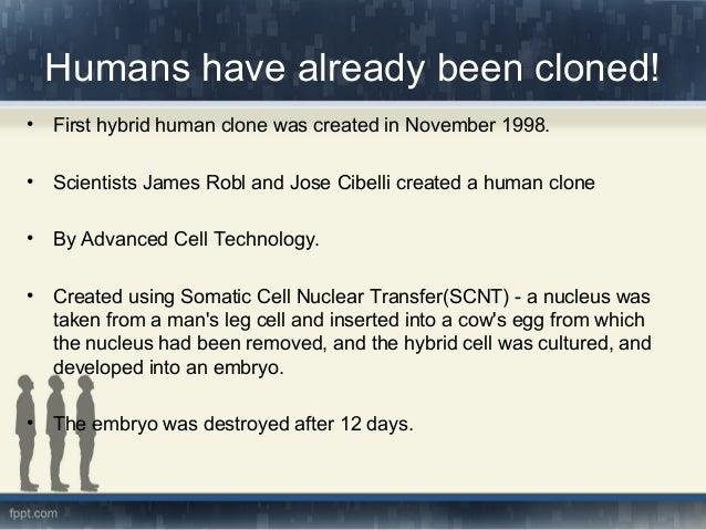 human cloning a benefit to humanity Human, social, and environmental impacts of human genetic engineering, satyajit patra,araromi adewale andrew.