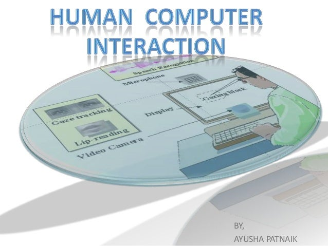 human computer interaction research papers A brief history of human computer interaction happening at universities and a few corporate research labs this paper tries to briefly summarize many of.