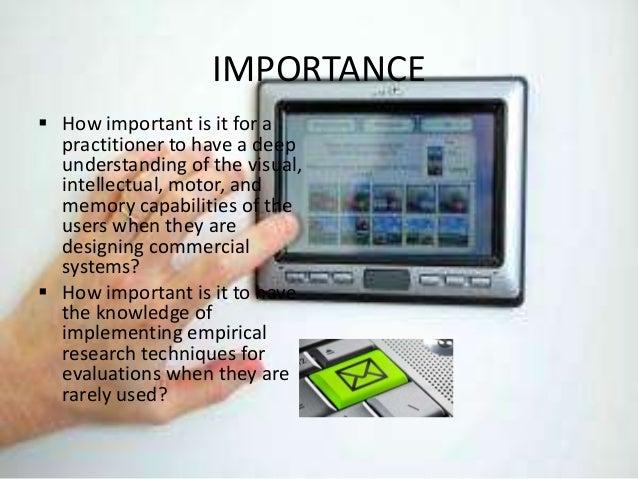 Human  computer interaction Slide 3