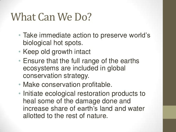 importance of preservation of biodiversity philosophy essay Importance of biodiversity: the living organisms on earth are of great diversity, living in diverse habitats and possessing diverse qualities and are vital to human existence providing food, shelter, clothing's, medicines etc.
