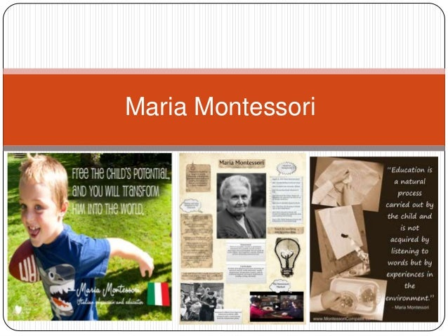 the influence of the absorbent mind Classroom environment the influence of the prepared environment in the montessori setting is what allows for children to take pride in the absorbent mind.