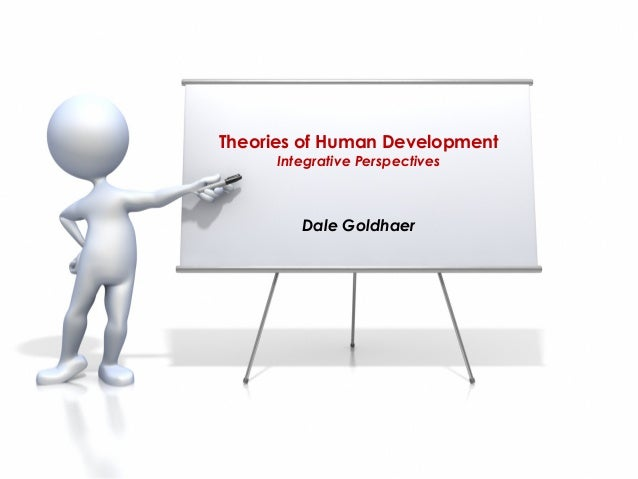 Theories of Human Development      Integrative Perspectives         Dale Goldhaer