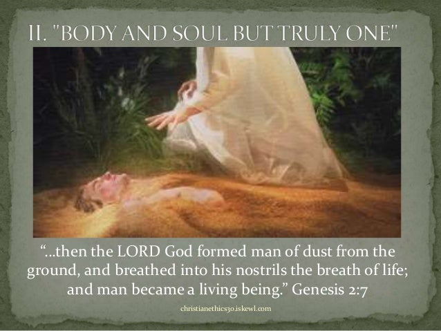 Human Dignity: What has God made of us?