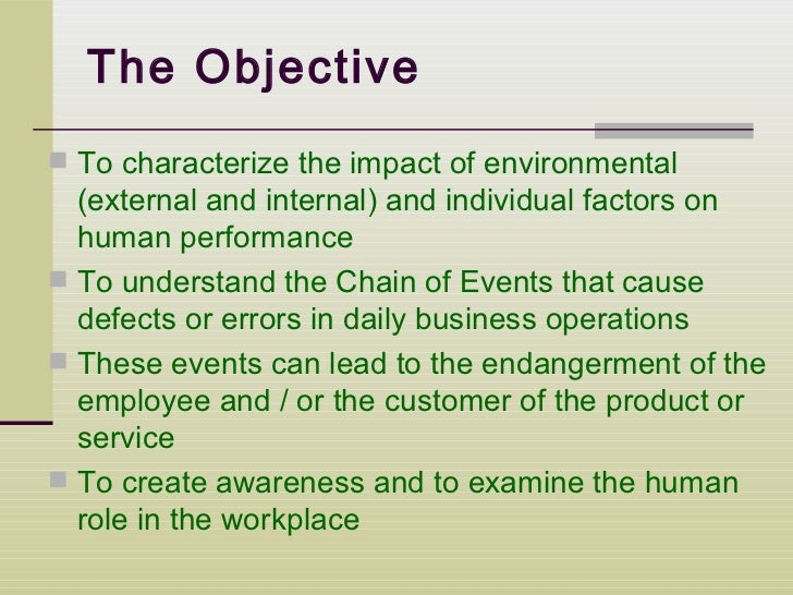 Internal and External Factors That Impact Employment Relationships
