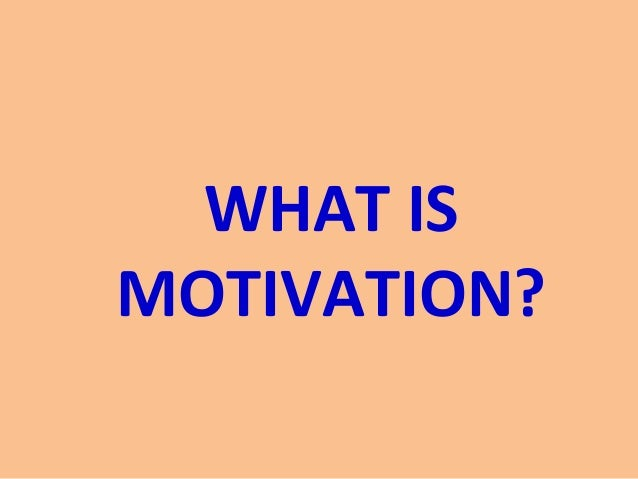 human motivation 9 essay Business essays - motivation in business  (1943) a theory of human motivation  if you are the original writer of this essay and no longer wish to have the.