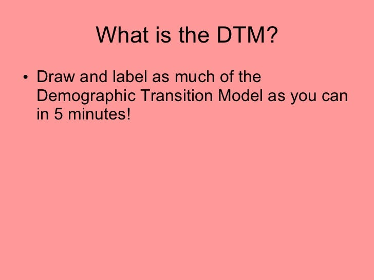 Human geography revision   dtm Slide 3