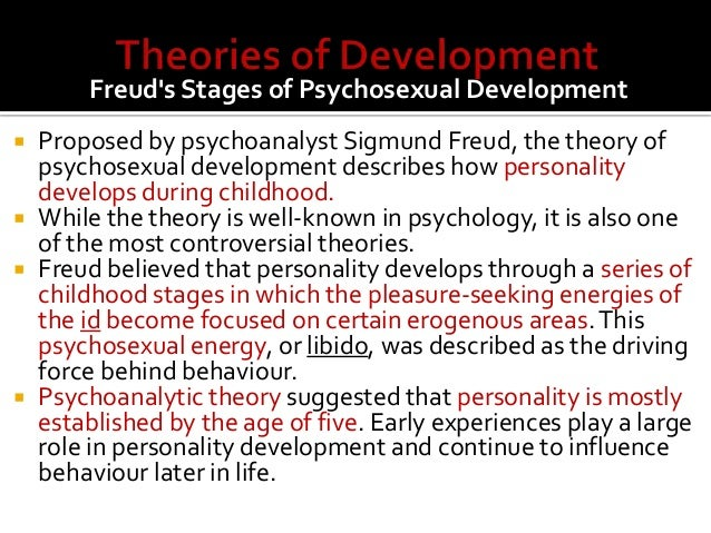 psychology development research paper