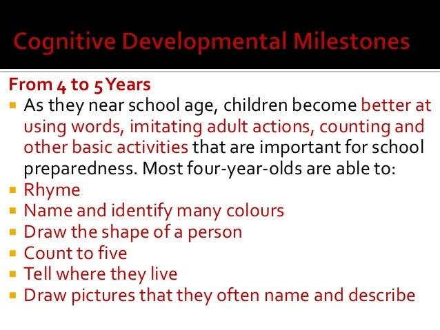 Human Growth & Development: Developmental Psychology  By