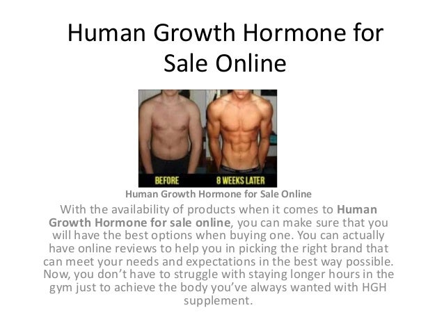 Human Growth Hormone for Sale Online Human Growth Hormone for Sale Online With the availability of products when it comes ...