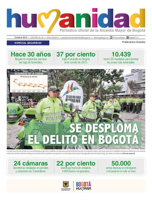Periódico Humanidad Edición 56
