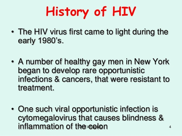 a history of acquired immune deficiency syndrome aids and its effects Shortly after the first cases of the acquired immunodeficiency syndrome (aids) were reported in 1981, mathilde krim recognized that aids was a new and potentially devastating disease that had enormous consequences for public health.