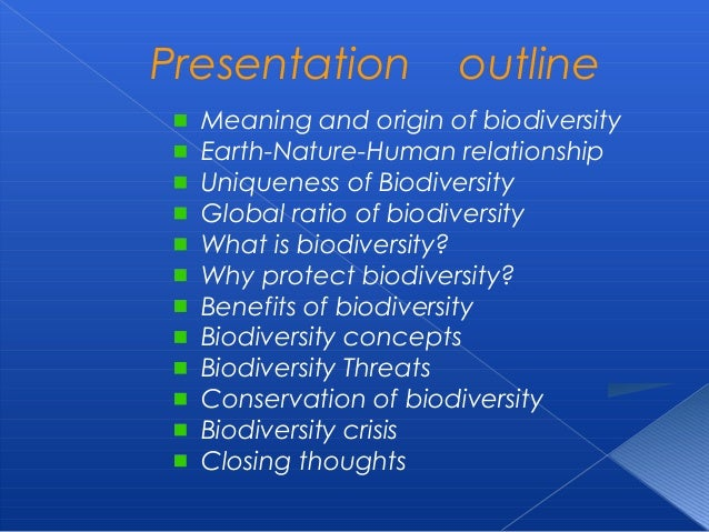 biodiversity crisis essay conservation of natural resources – essay writing as shown by the title, our earth's biodiversity is at crisis but some may wonder, what is biodiversity.