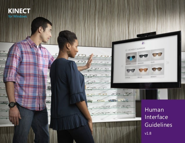 Human Interface Guidelines v1.8