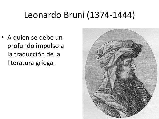 leonardo bruni humanism Posted in humanism by bonaelitterae on 28 june, 2009  not only was bruni the  pre-eminent humanist of his generation the mehus edition has defined work.