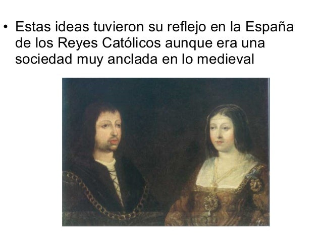Humanismo y Renacimiento en España Slide 3