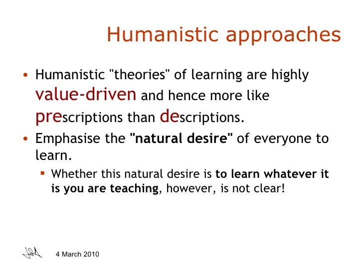 humanistic approach to the teaching and Tional education, humanism, humanistic methods, educational practice  early  proponents of a humanistic approach to education, patterson.
