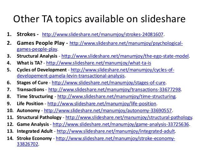 Humanistic theories slideshare - 웹