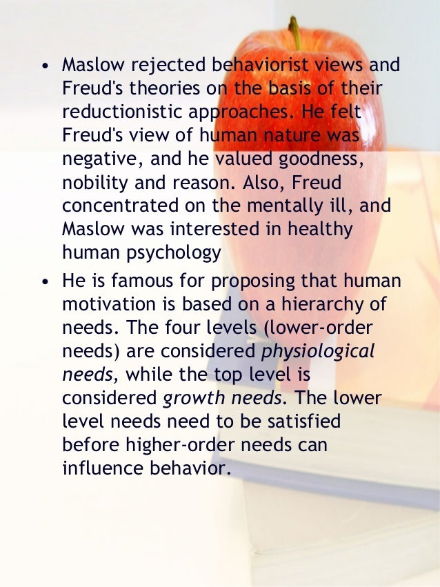 compare behaviorist and humanist learning theories What is the difference between humanism and behaviorism classical conditioning explains that some learning can be due the theory explains of a.