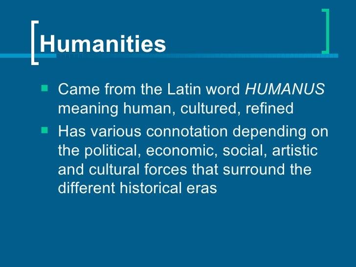 studying humanities Encuentra studying arts and humanities (palgrave study skills) de catherine bates, abi matthewman (isbn: 9780230205475) en amazon envíos gratis a partir de 19.