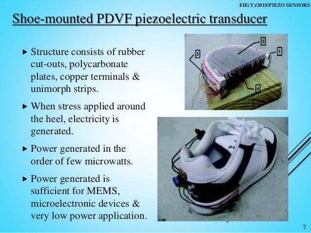 Piezoelectric Sensors: Brief Discussion