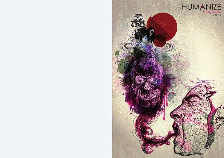 Revista Humanize. Entrevista a Ángel Román