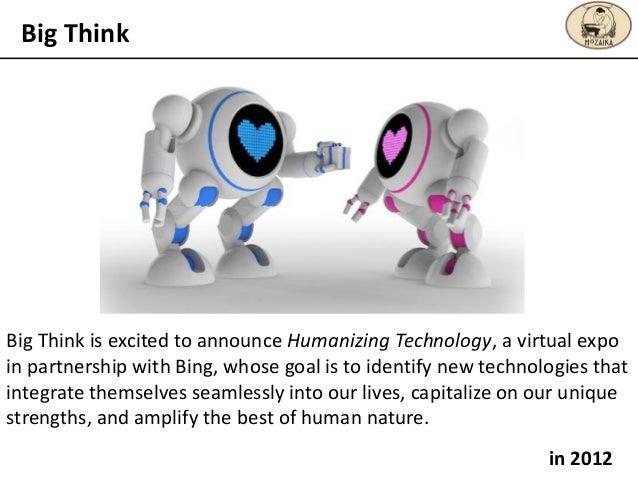 Hedonizing technologies