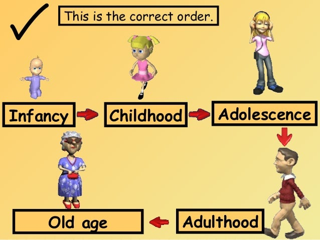 Pictures Of The Human Life Cycle 15