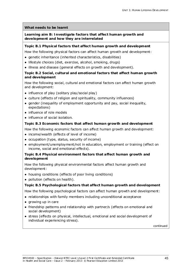 Definition and Explanation of Lifespan Development Psychology