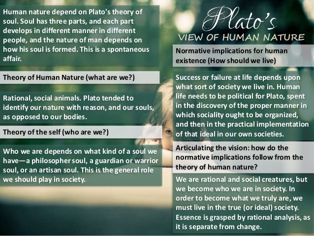 human nature philosophy