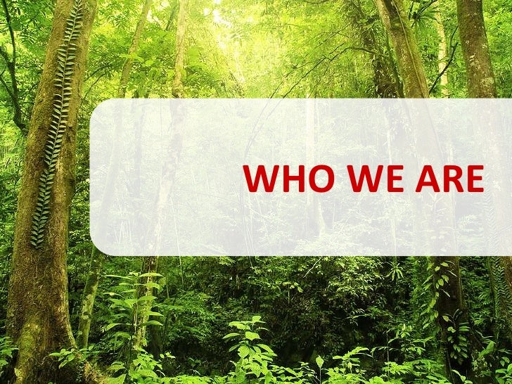 Human Nature Brand & Advocacy Orientation Slide 2