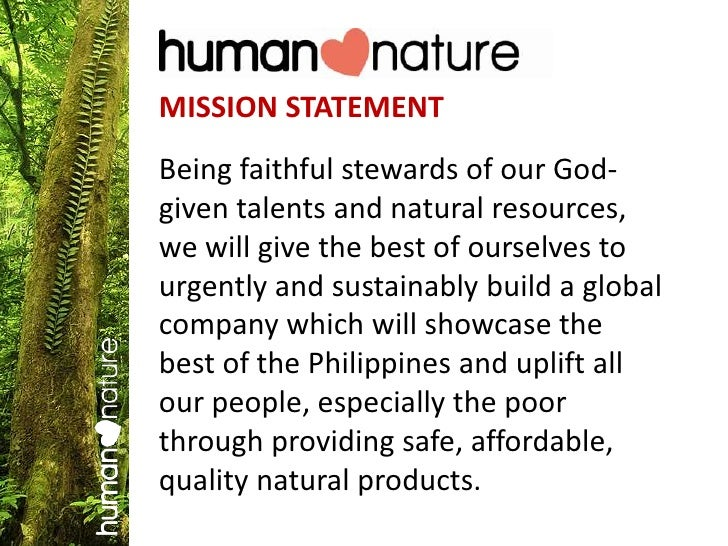 Human Nature Brand & Advocacy Orientation Slide 3