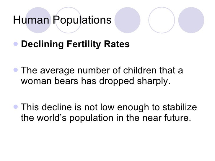 Population Growth Questions and Answers