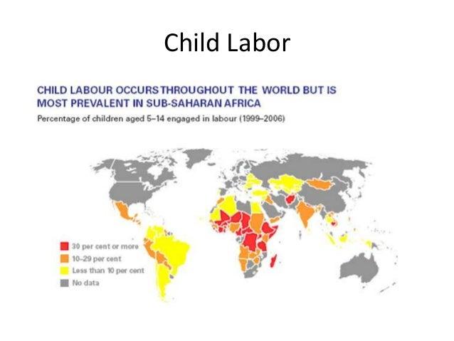Child Labor Facts and Statistics